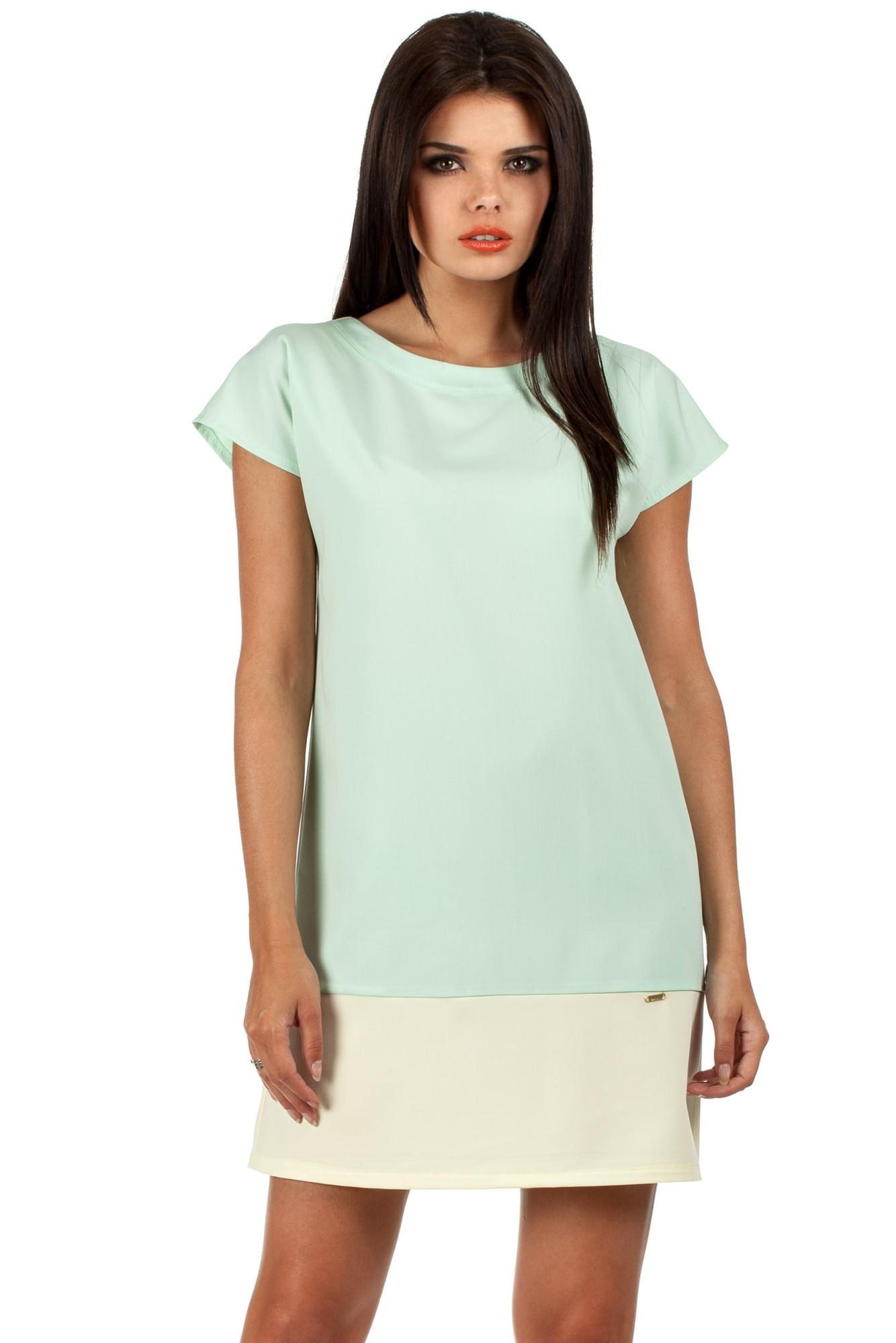 Denní šaty model 30556 Moe XL