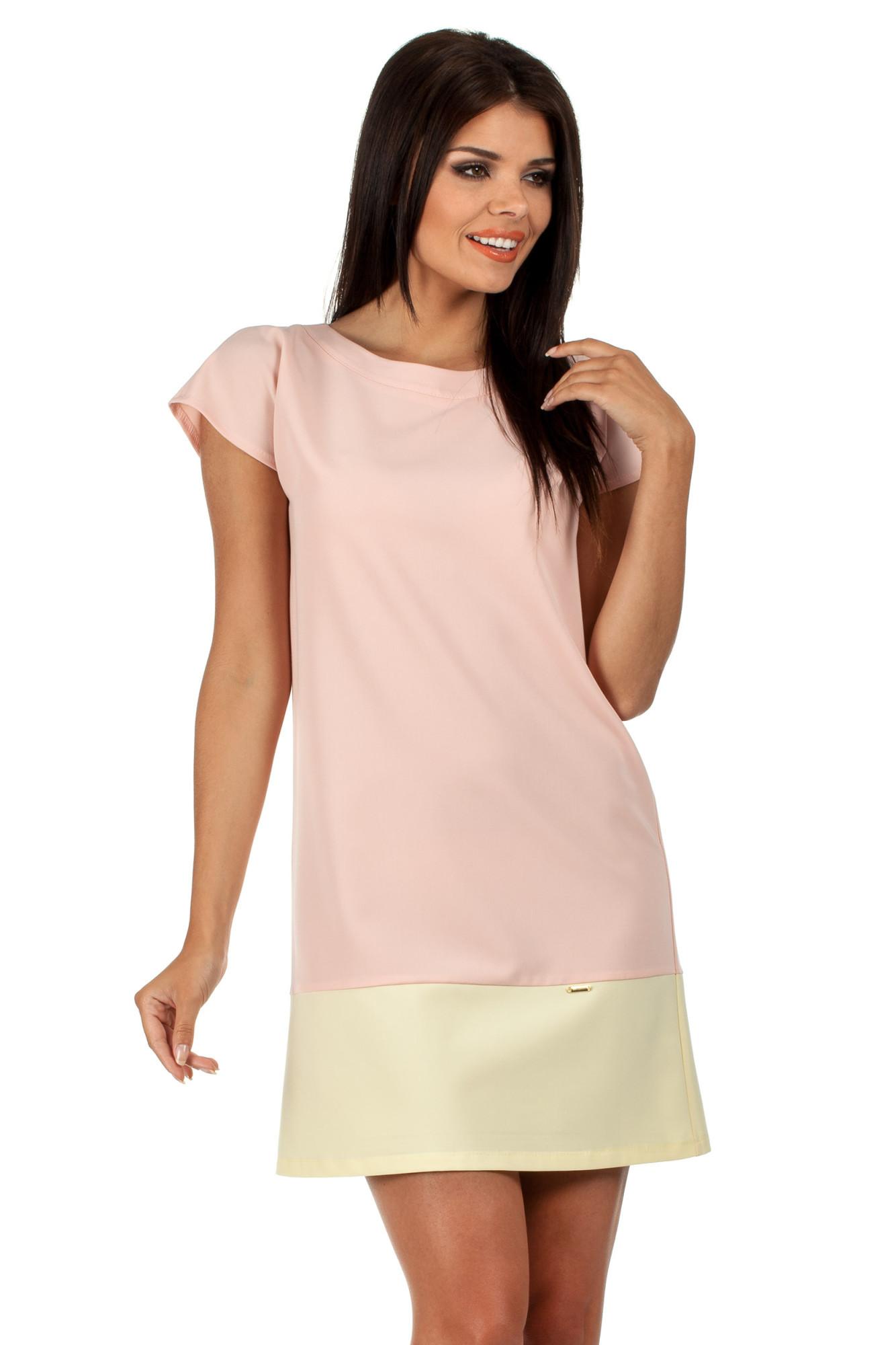 Denní šaty model 30557 Moe XL