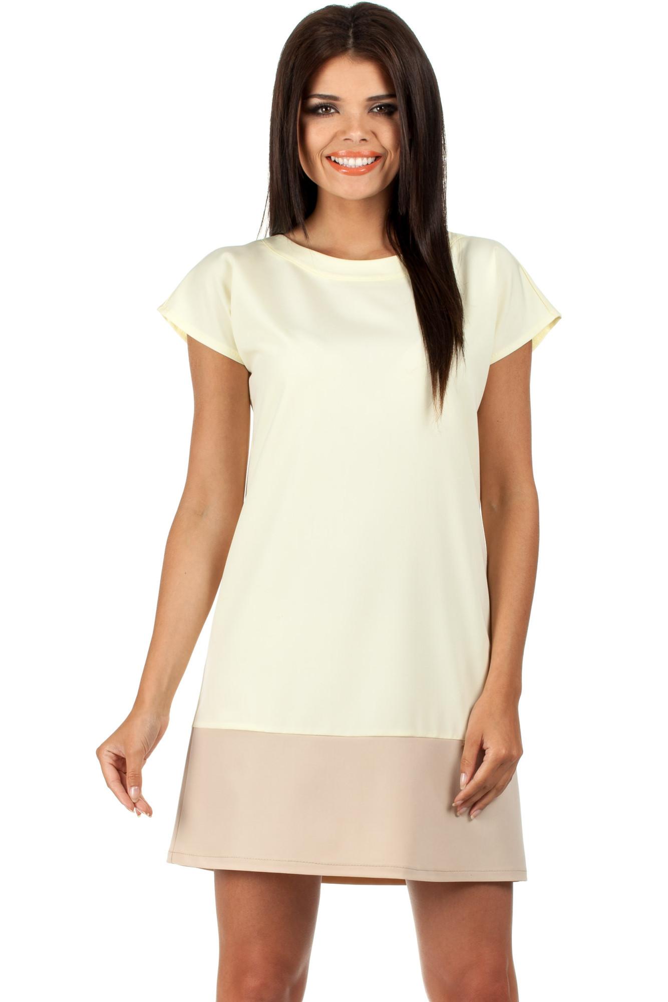 Denní šaty model 30558 Moe XL