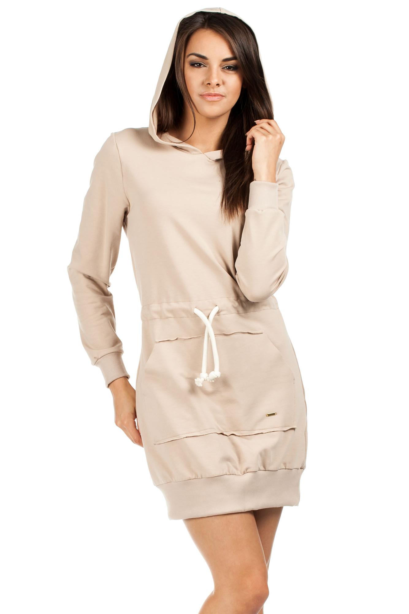 Denní šaty model 33058 Moe XL