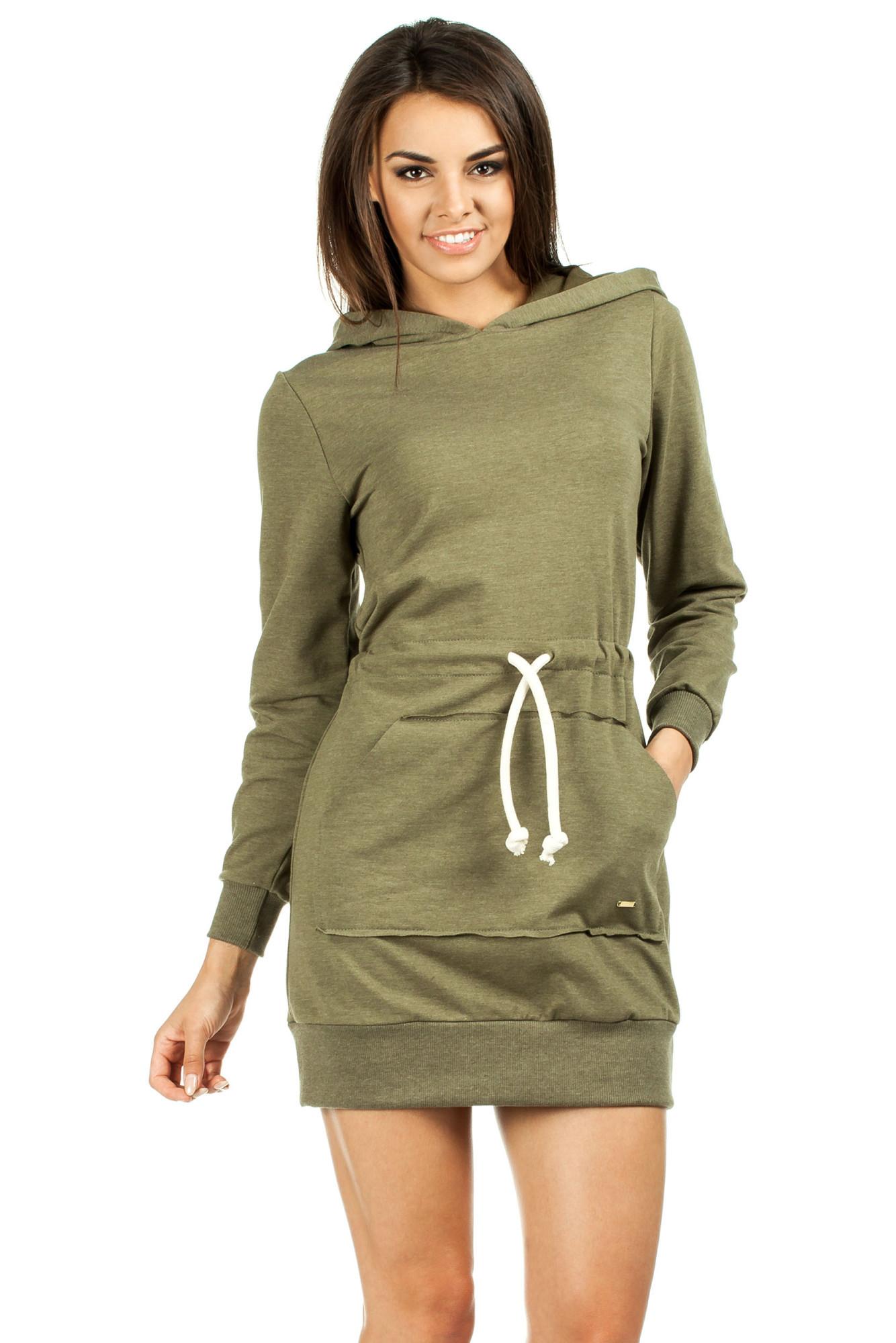 Denní šaty model 33061 Moe XL