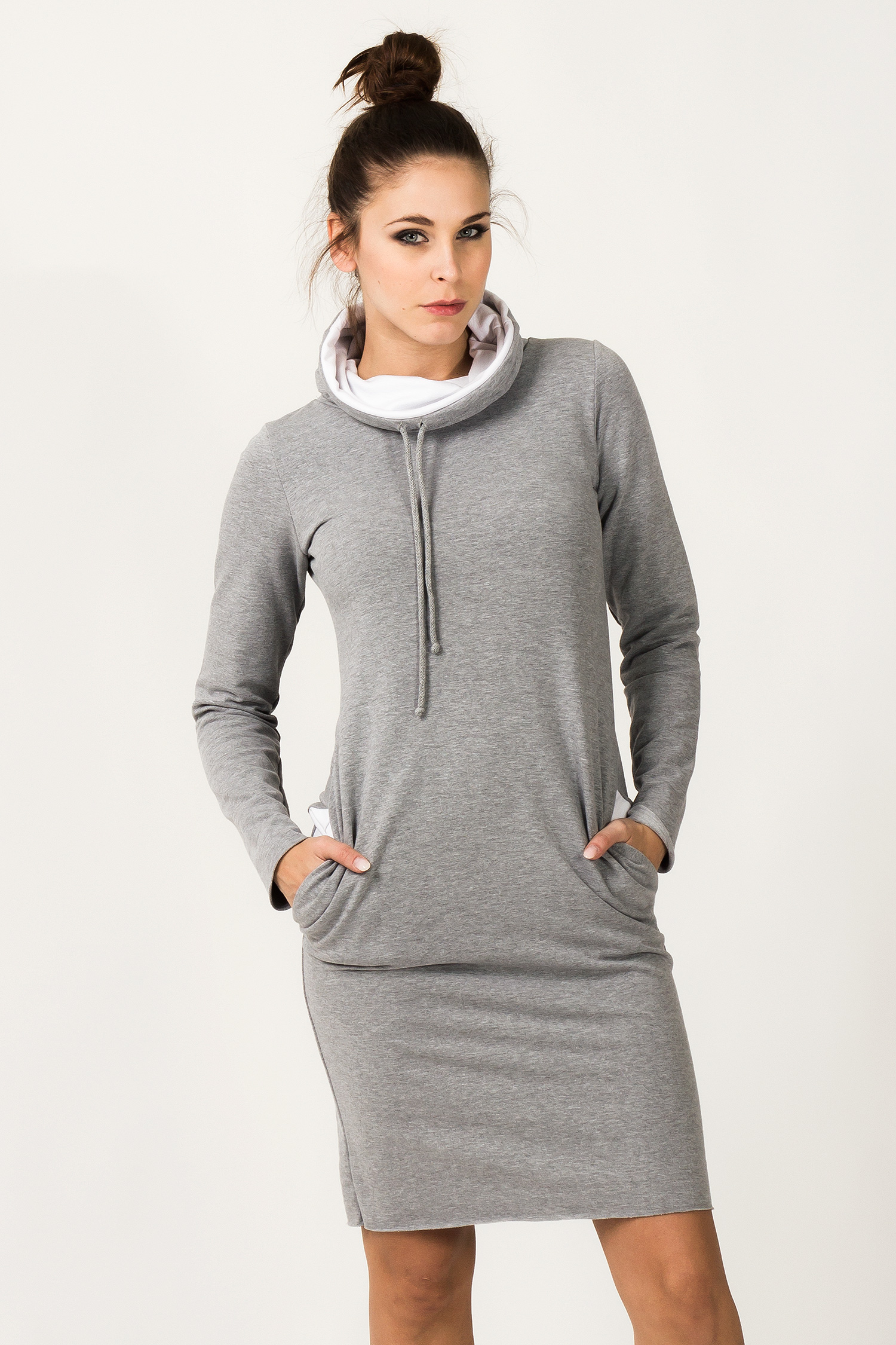 Denní šaty model 36088 Tessita XXL