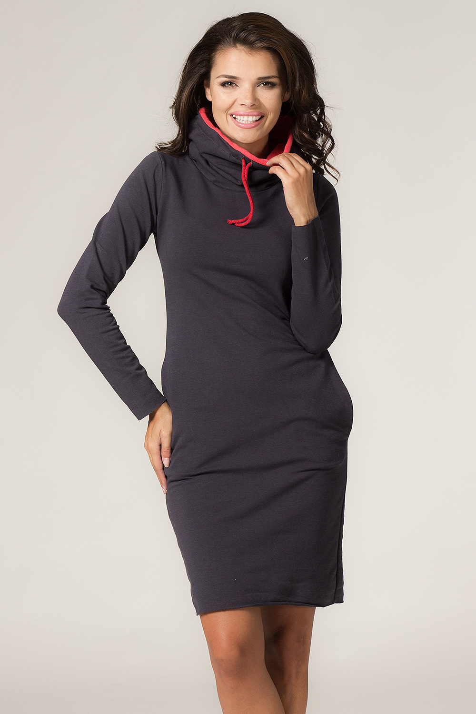 Denní šaty model 36092 Tessita XXL