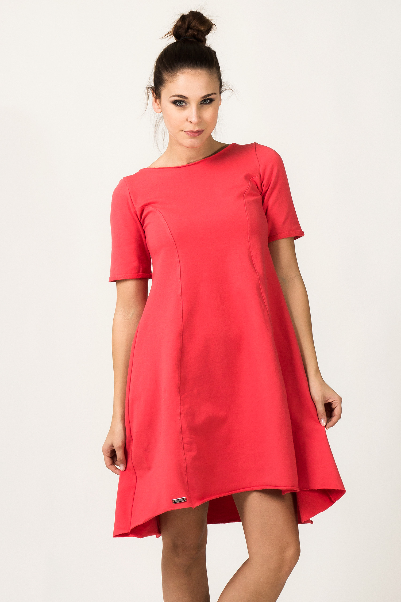 Denní šaty model 36102 Tessita S