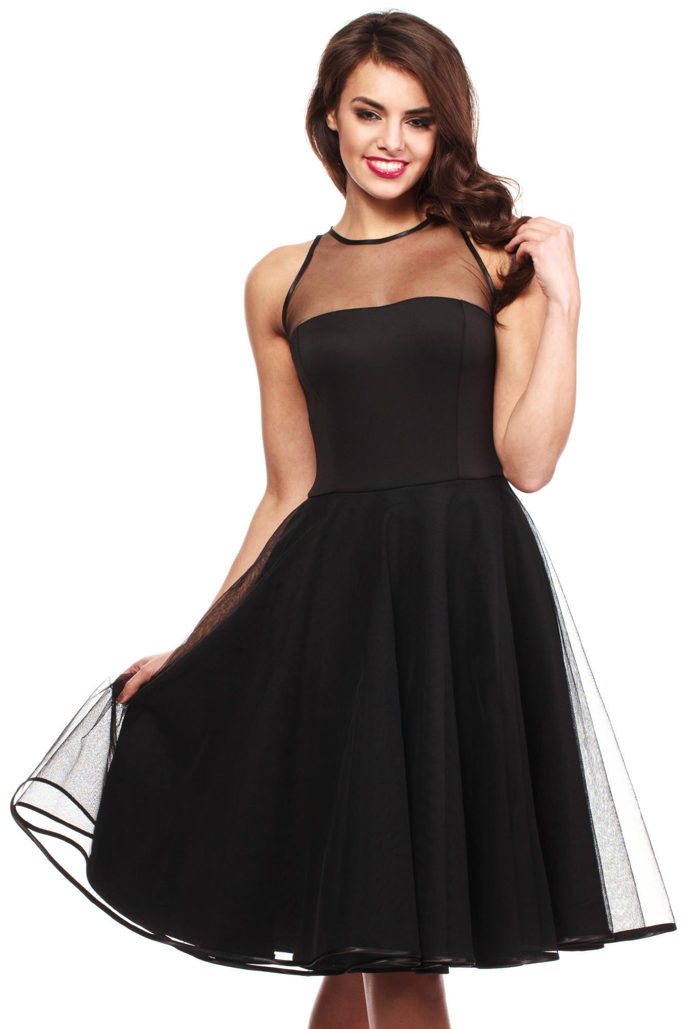 Večerní šaty model 36186 Moe S