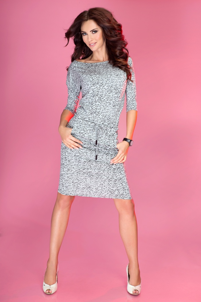 Denní šaty model 39927 Numoco XL