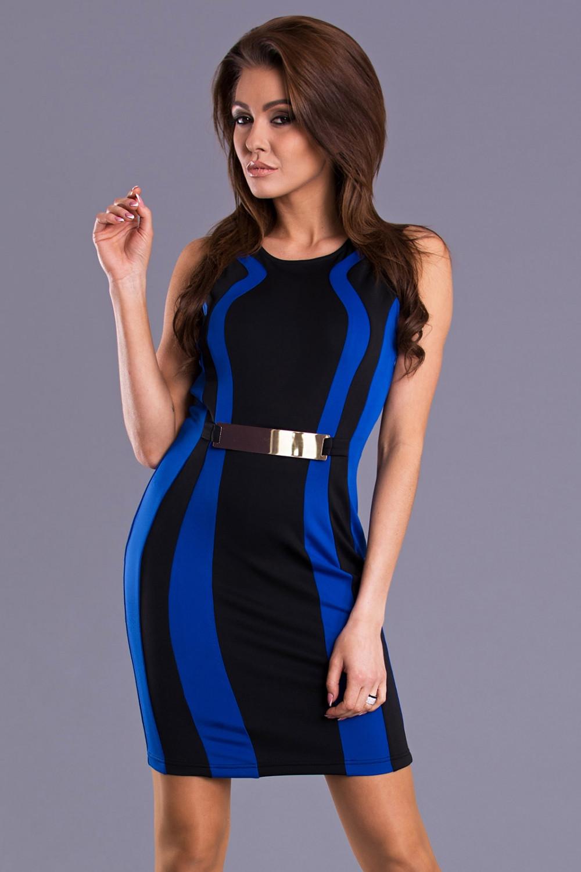 Večerní šaty model 40801 YourNewStyle S