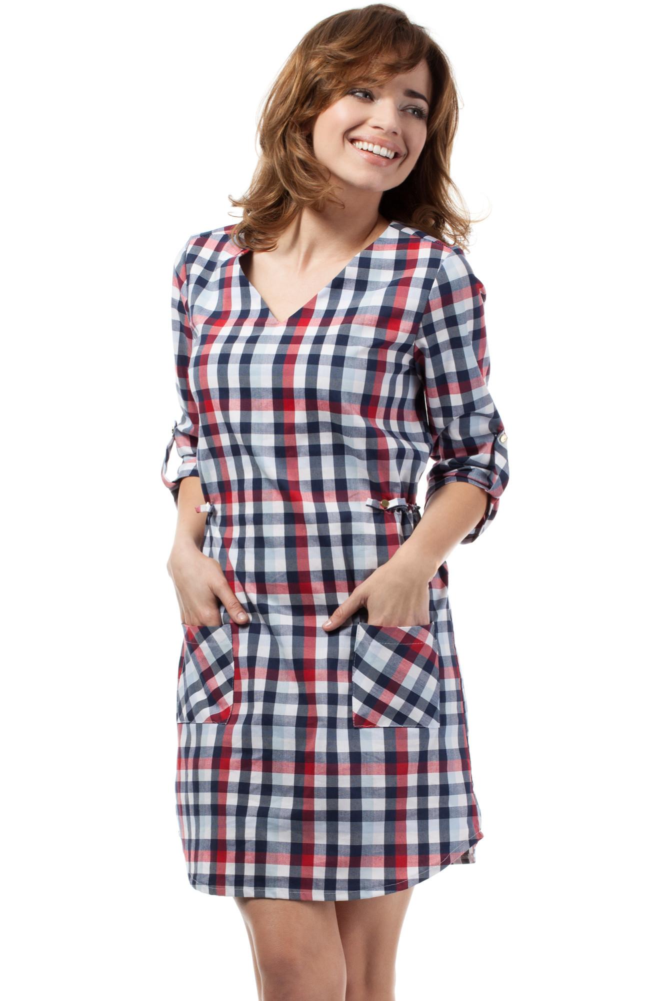 Denní šaty model 42512 Moe XL