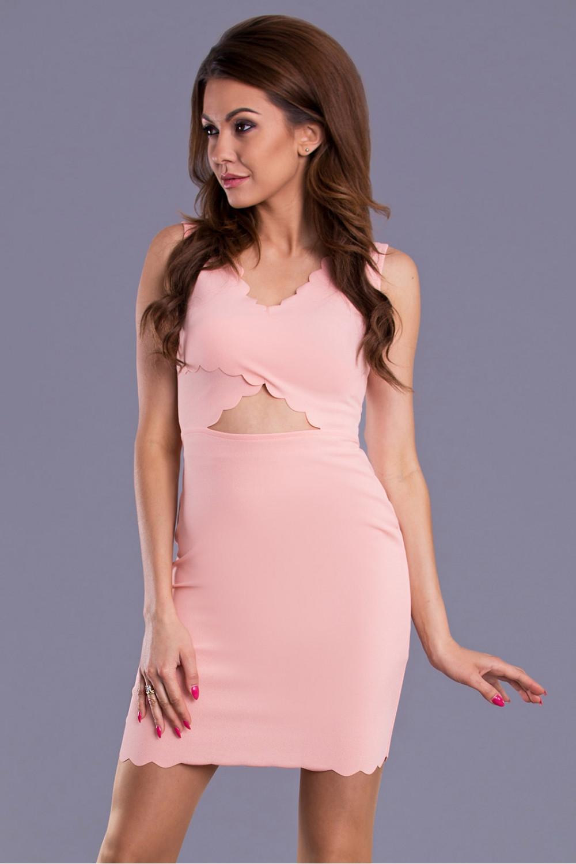 Večerní šaty model 43084 YourNewStyle L