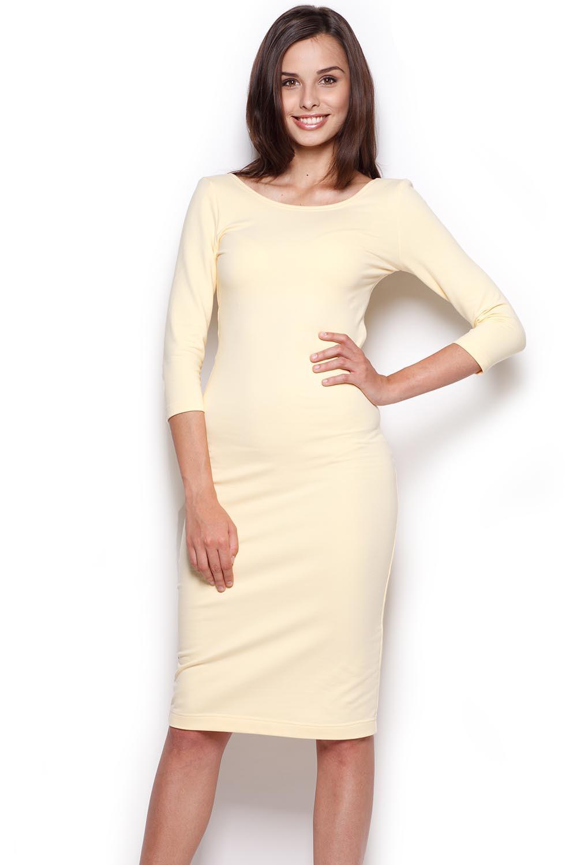 Denní šaty model 43734 Figl L
