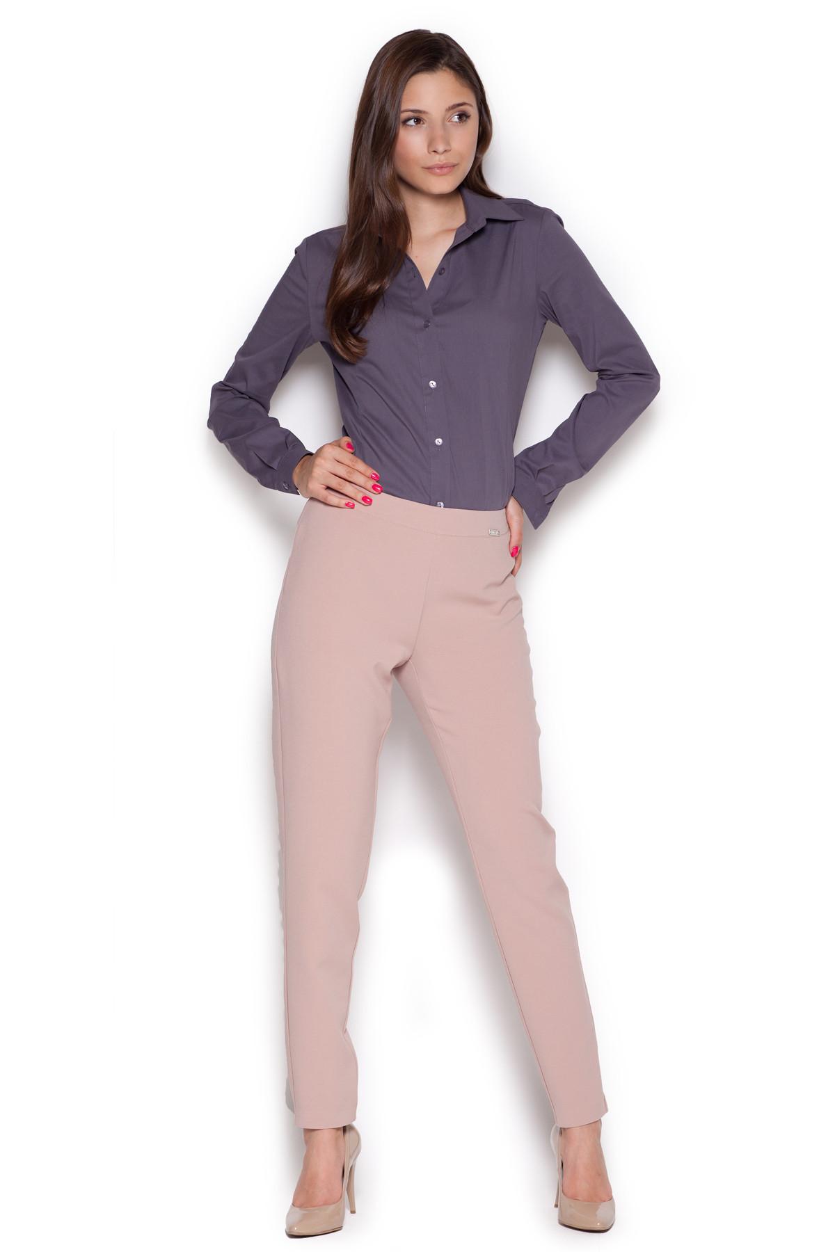 Dámské kalhoty model 43898 Figl M