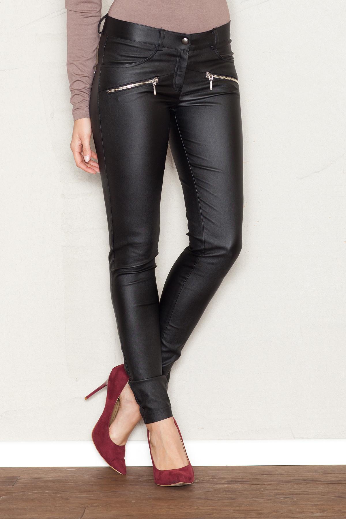 Dámské kalhoty model 43918 Figl M