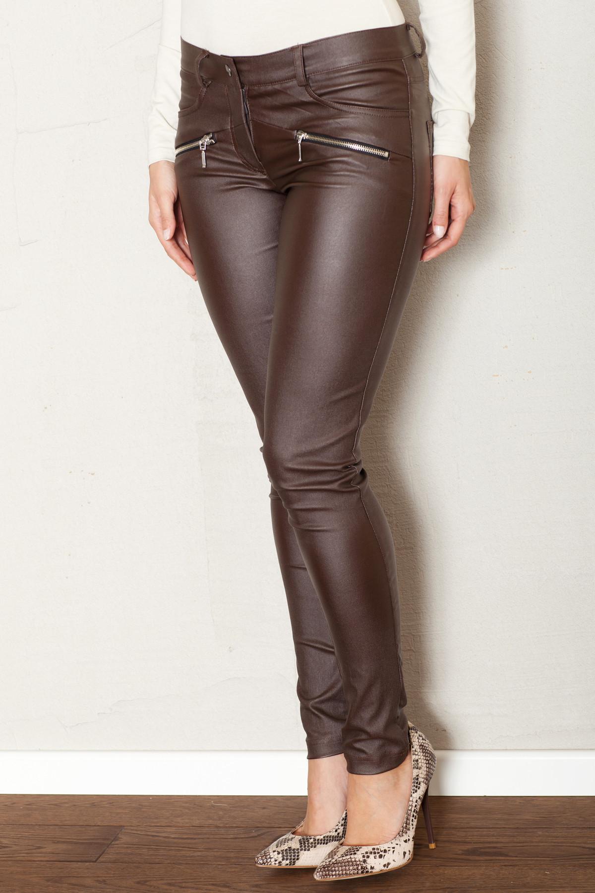 Dámské kalhoty model 43919 Figl M
