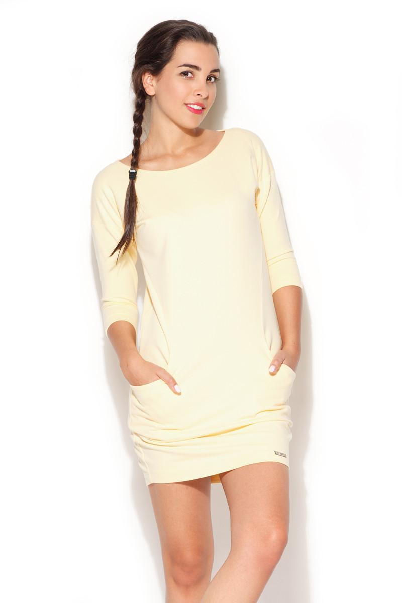 Denní šaty model 43957 Katrus L