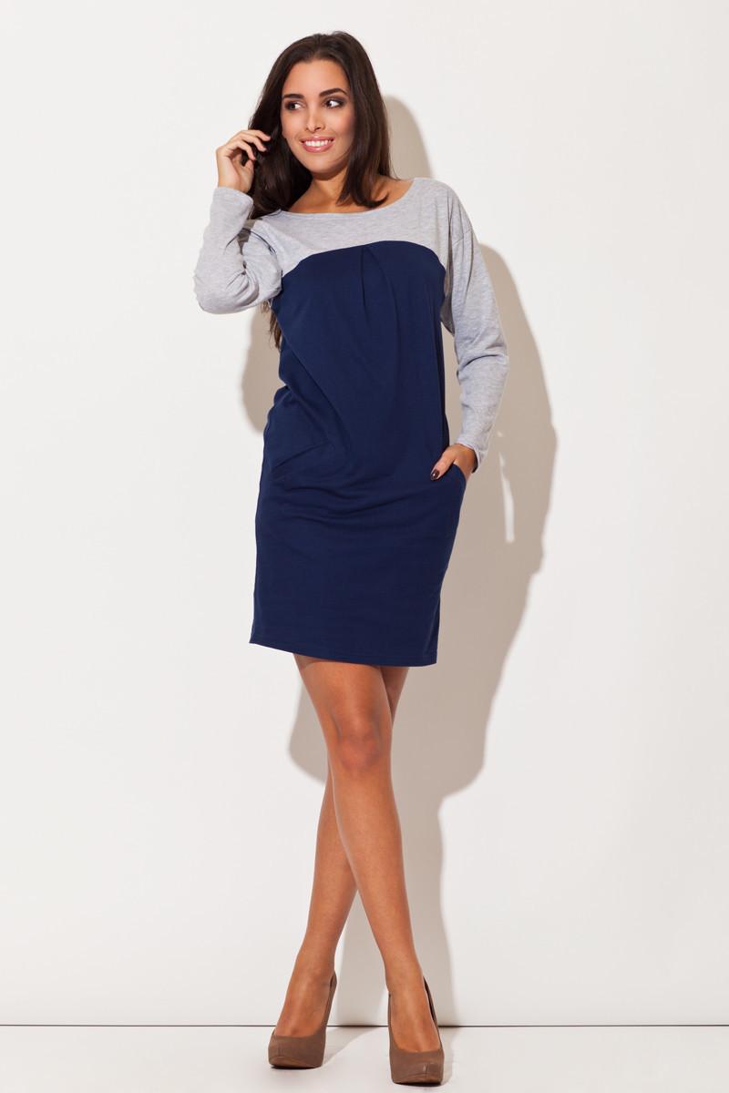 Denní šaty model 44007 Katrus S
