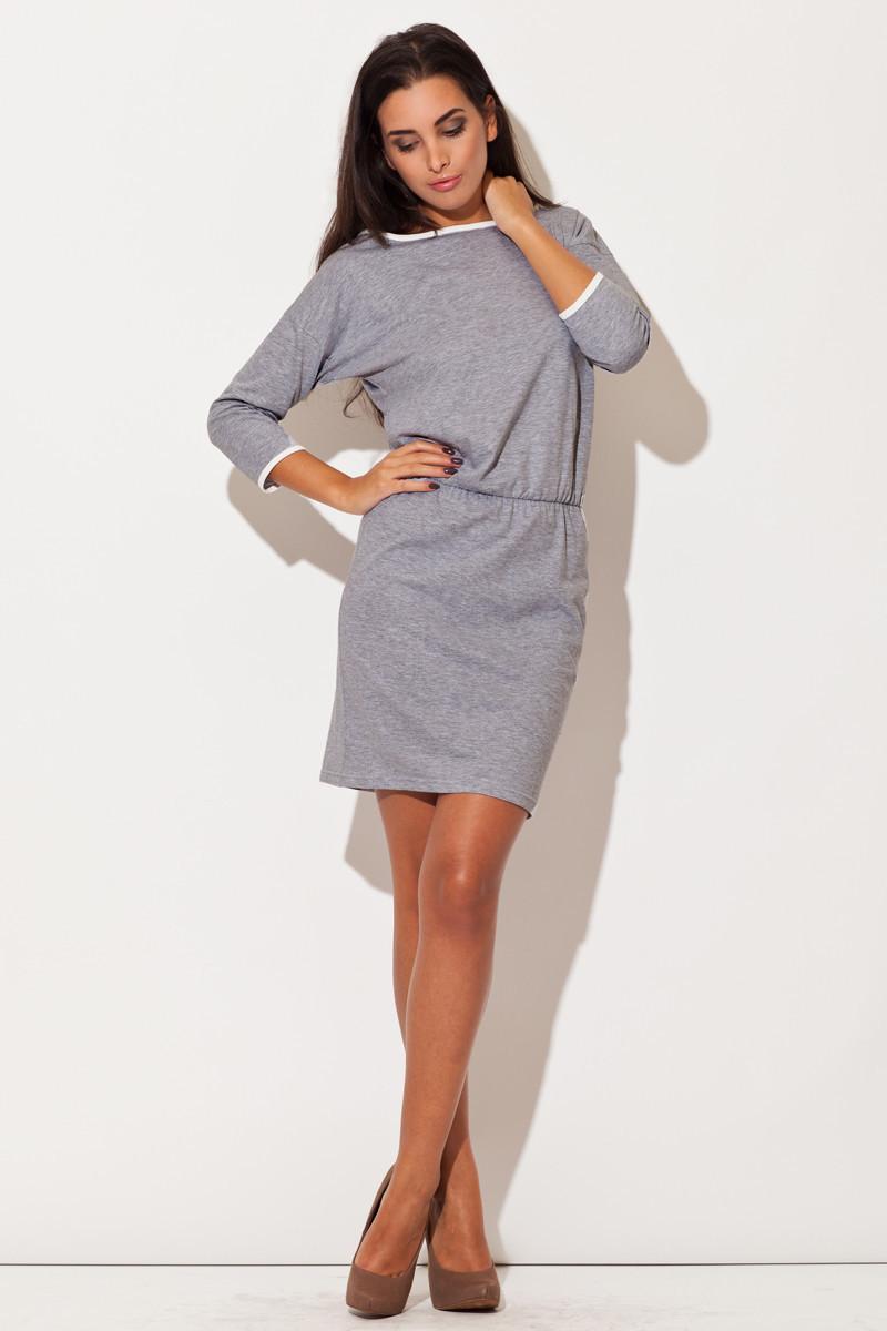 Denní šaty model 44015 Katrus S