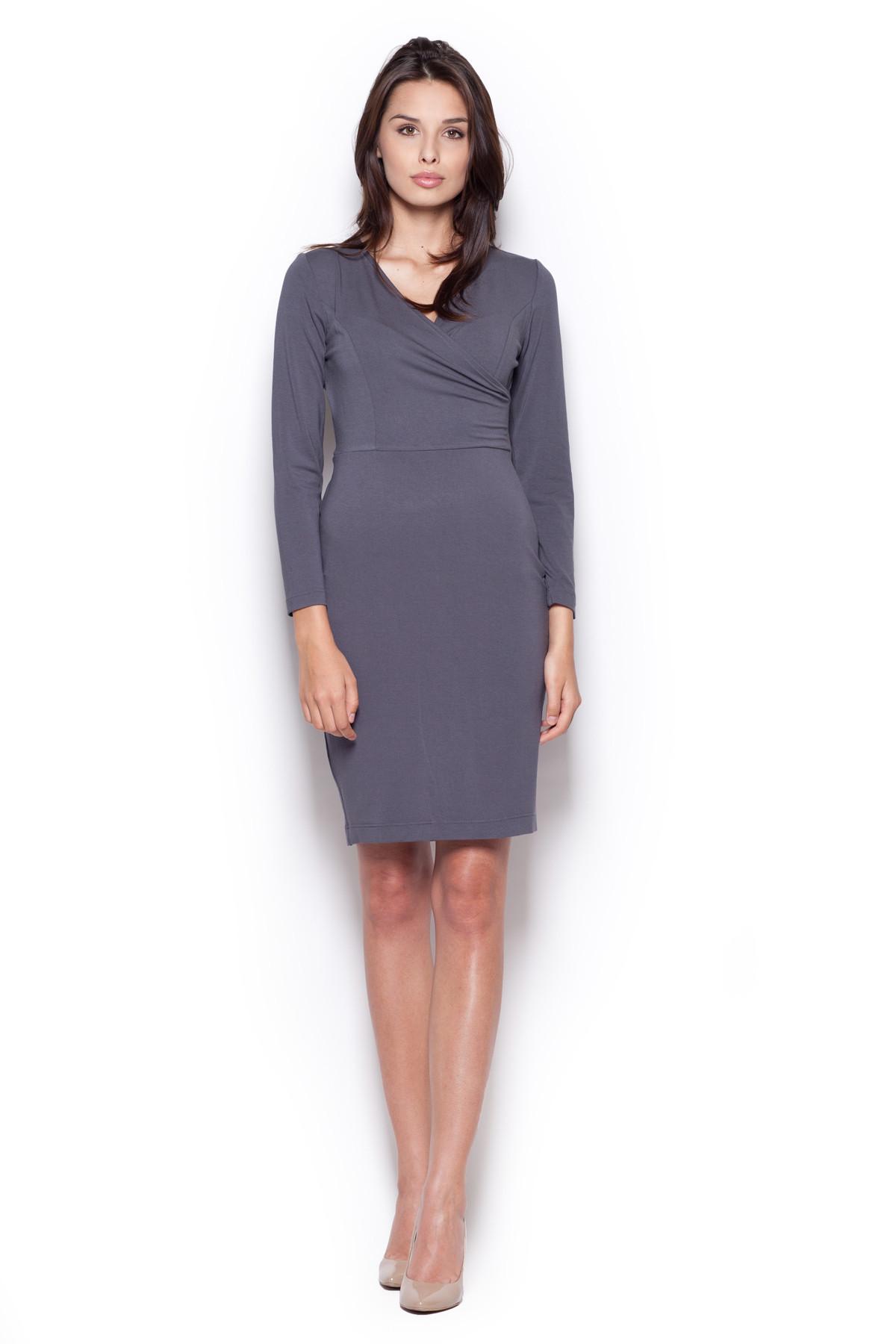 Denní šaty model 44283 Figl XL