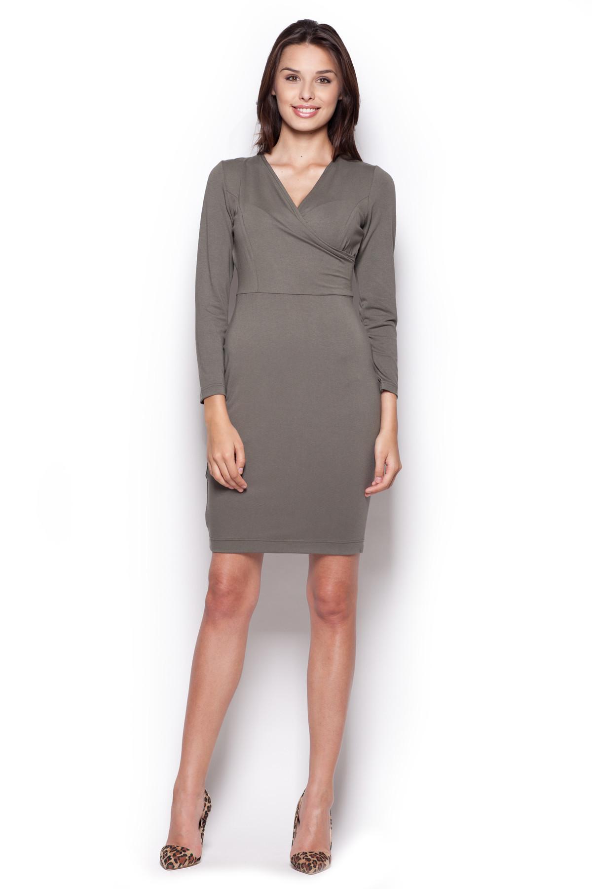 Denní šaty model 44284 Figl XL