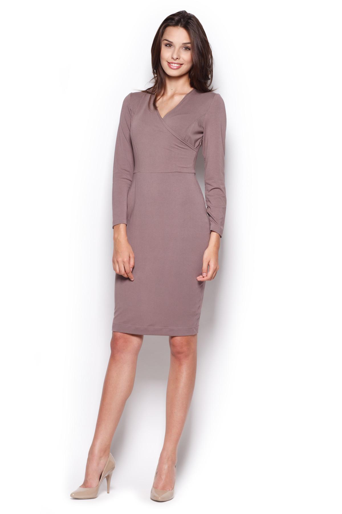 Denní šaty model 44285 Figl XL