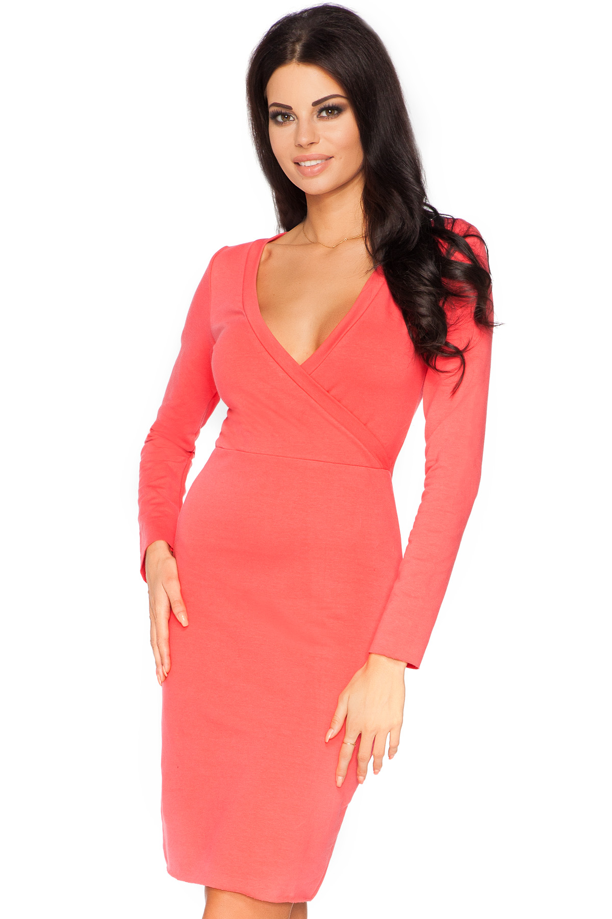 Denní šaty model 44347 Tessita XL