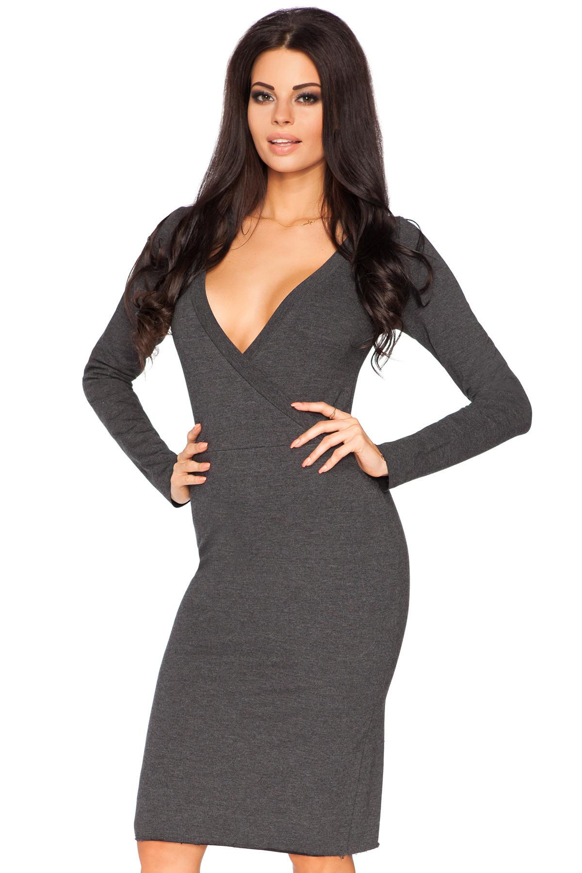 Denní šaty model 44348 Tessita XXL