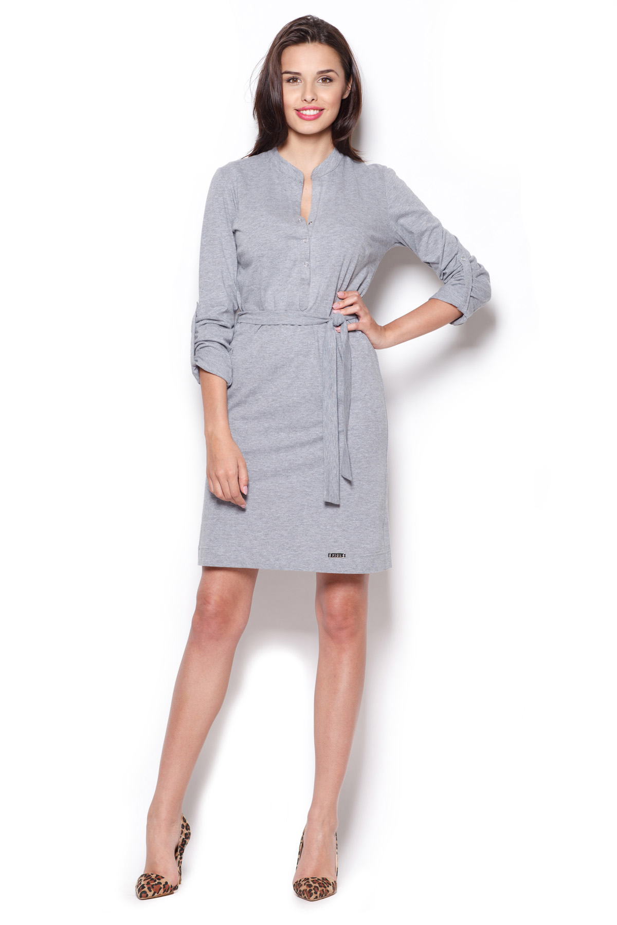Denní šaty model 44468 Figl L