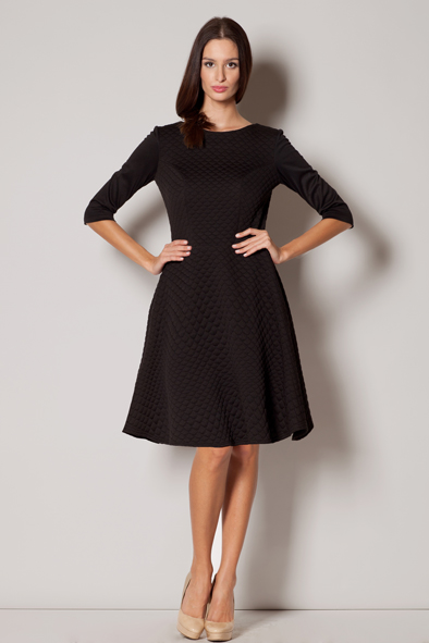 Denní šaty model 44496 Figl XL