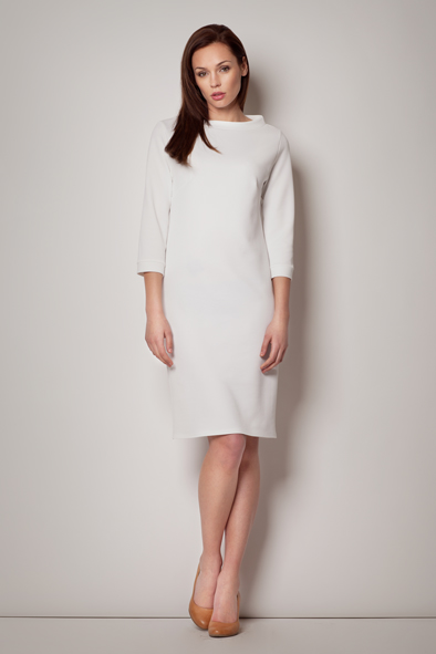 Denní šaty model 44546 Figl XL