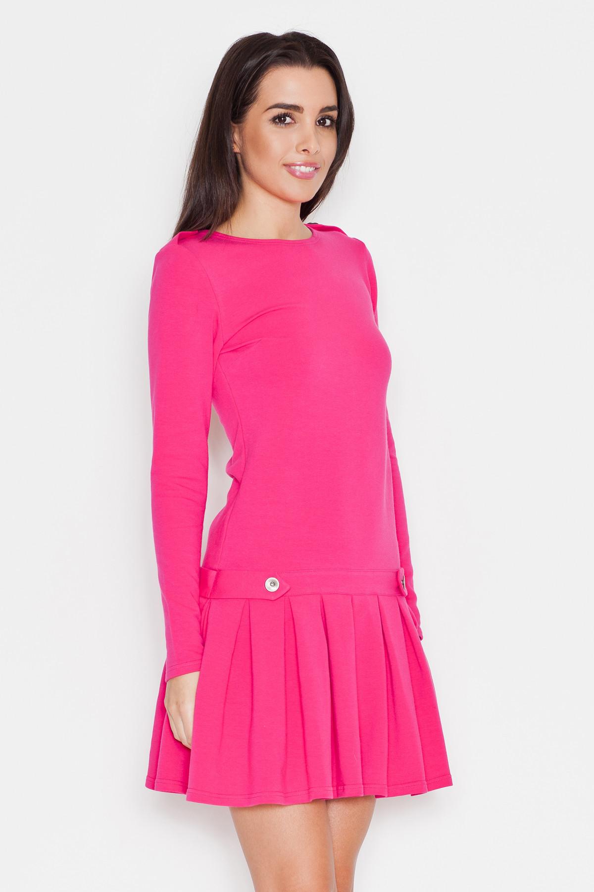 Denní šaty model 44708 Katrus L