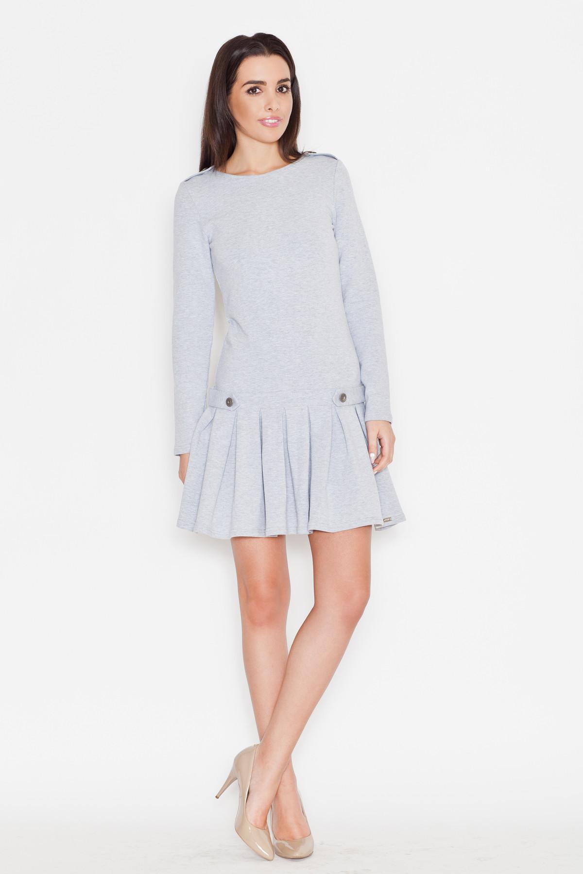 Denní šaty model 44709 Katrus L