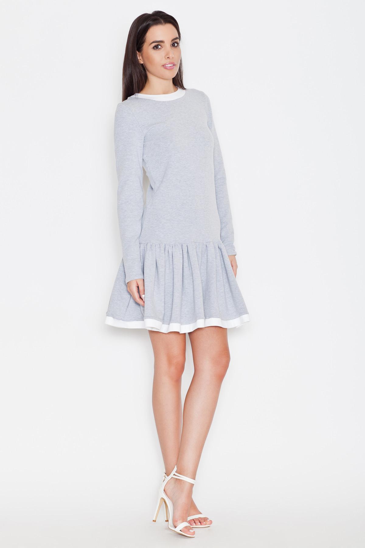 Denní šaty model 44712 Katrus L