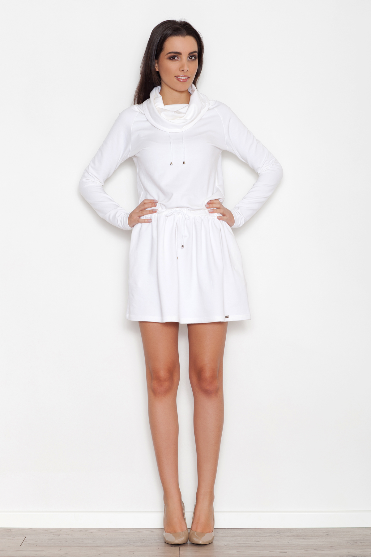 Denní šaty model 44717 Katrus L