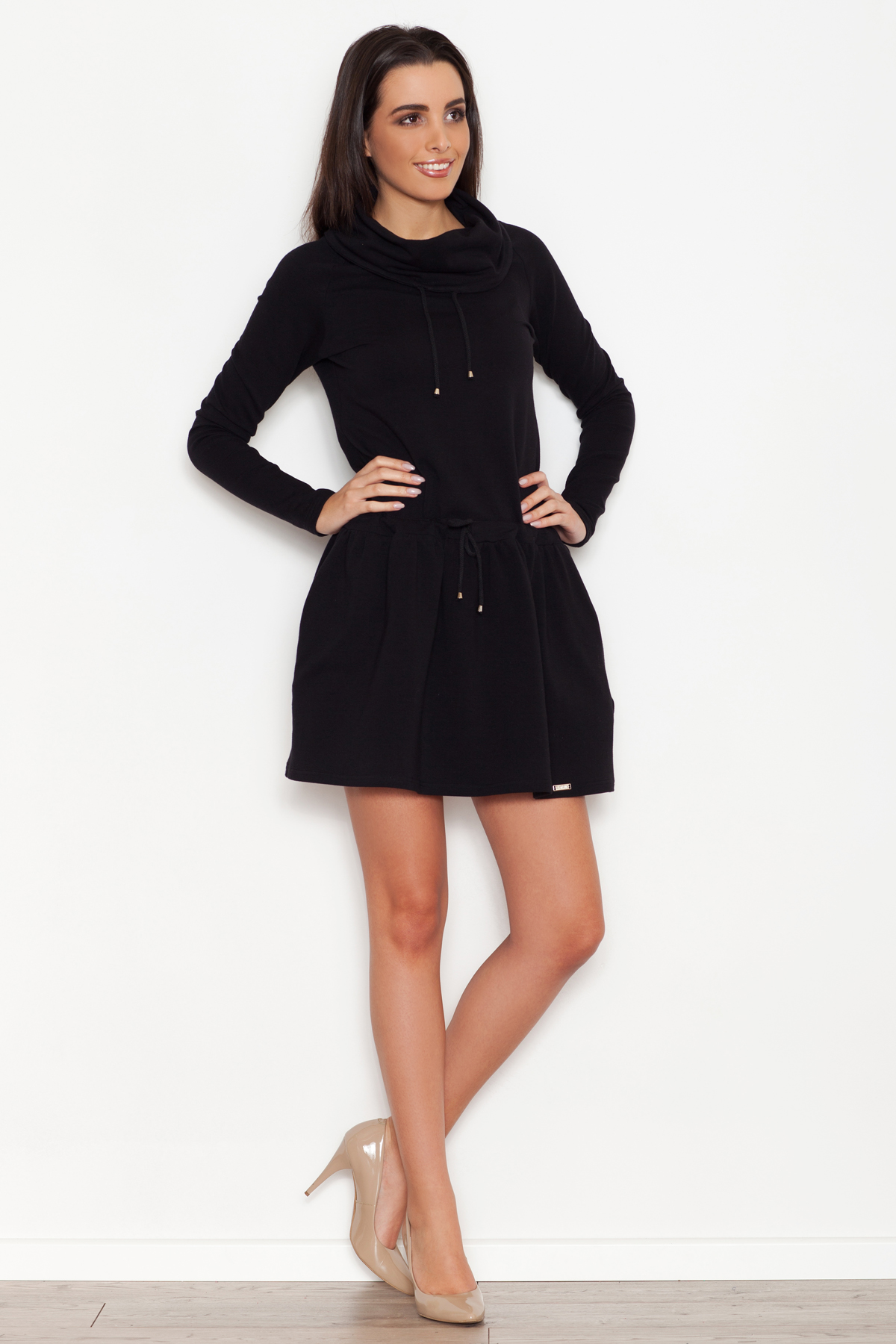Denní šaty model 44718 Katrus L