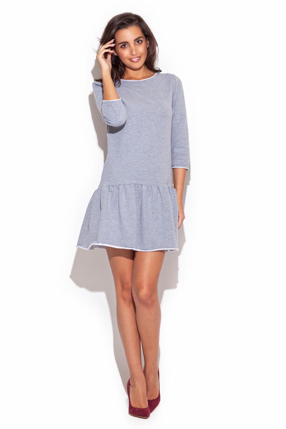 Denní šaty model 44757 Katrus L