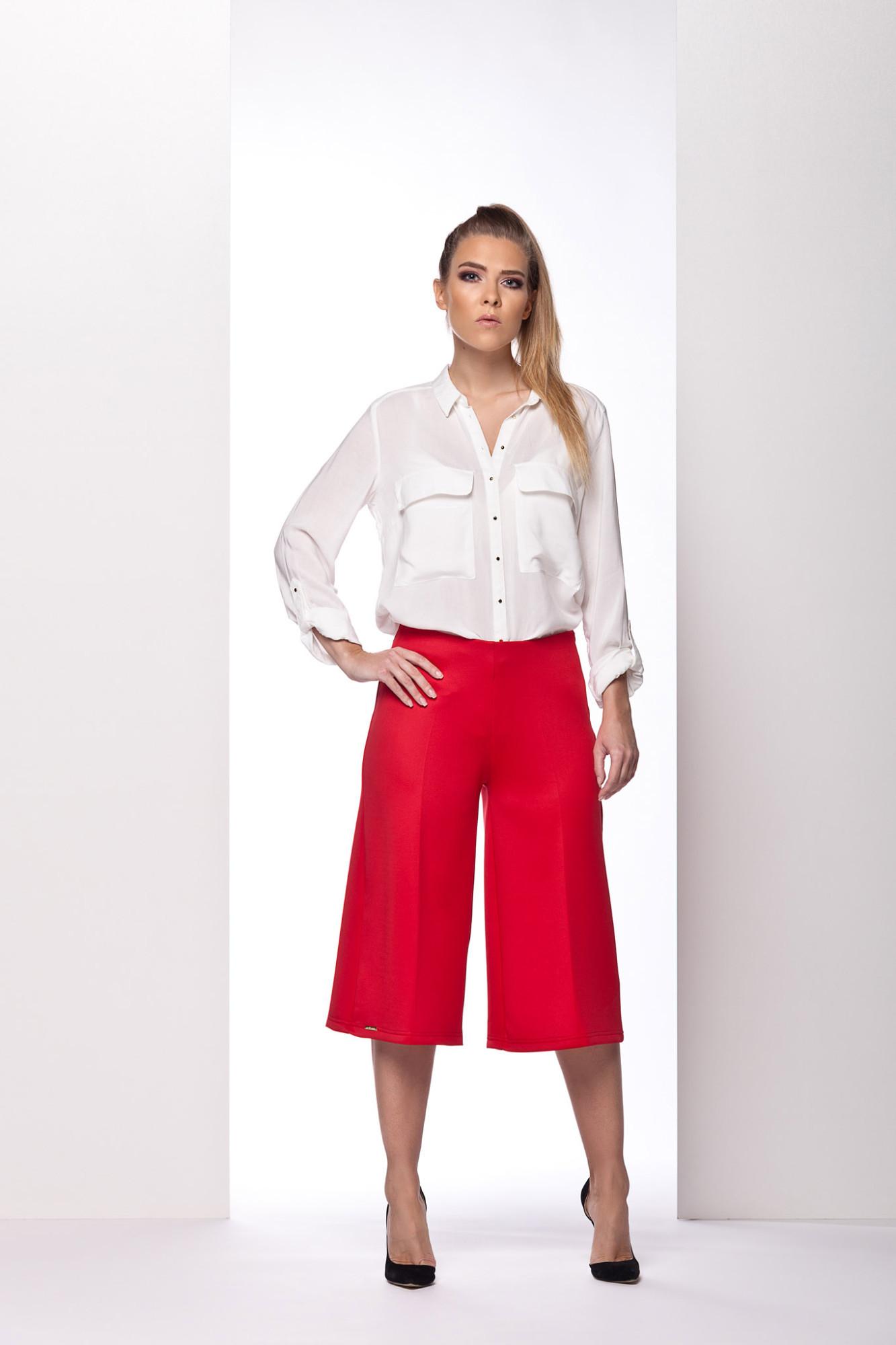 Kalhotová sukně model 46407 Lemoniade S