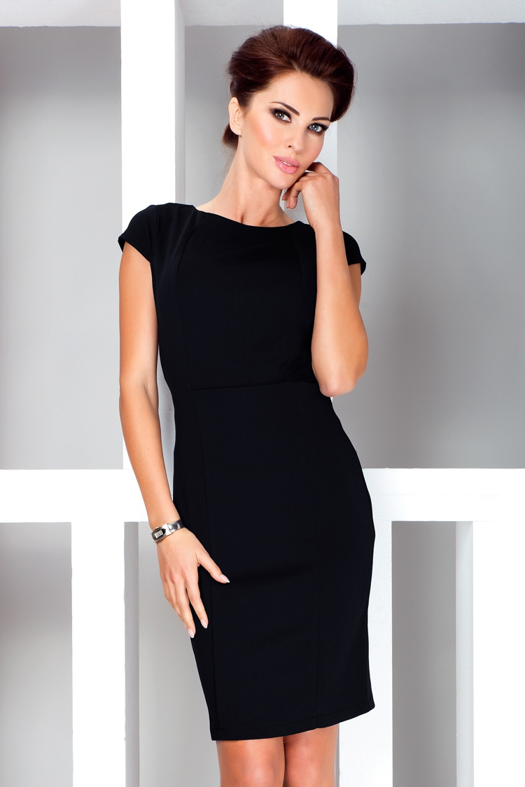 Večerní šaty model 47101 Numoco M