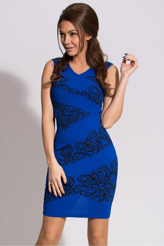 Večerní šaty model 48103 YourNewStyle S