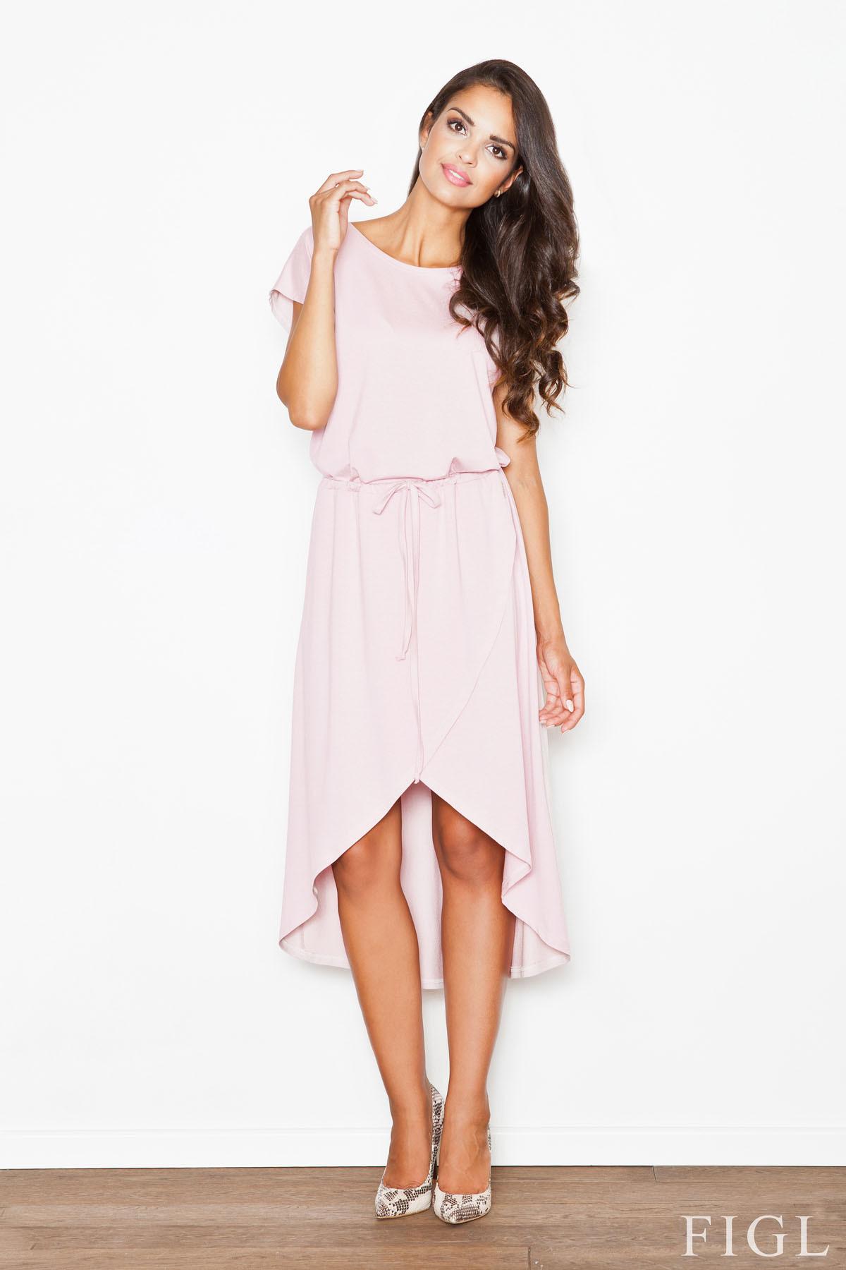 Denní šaty model 48261 Figl XL