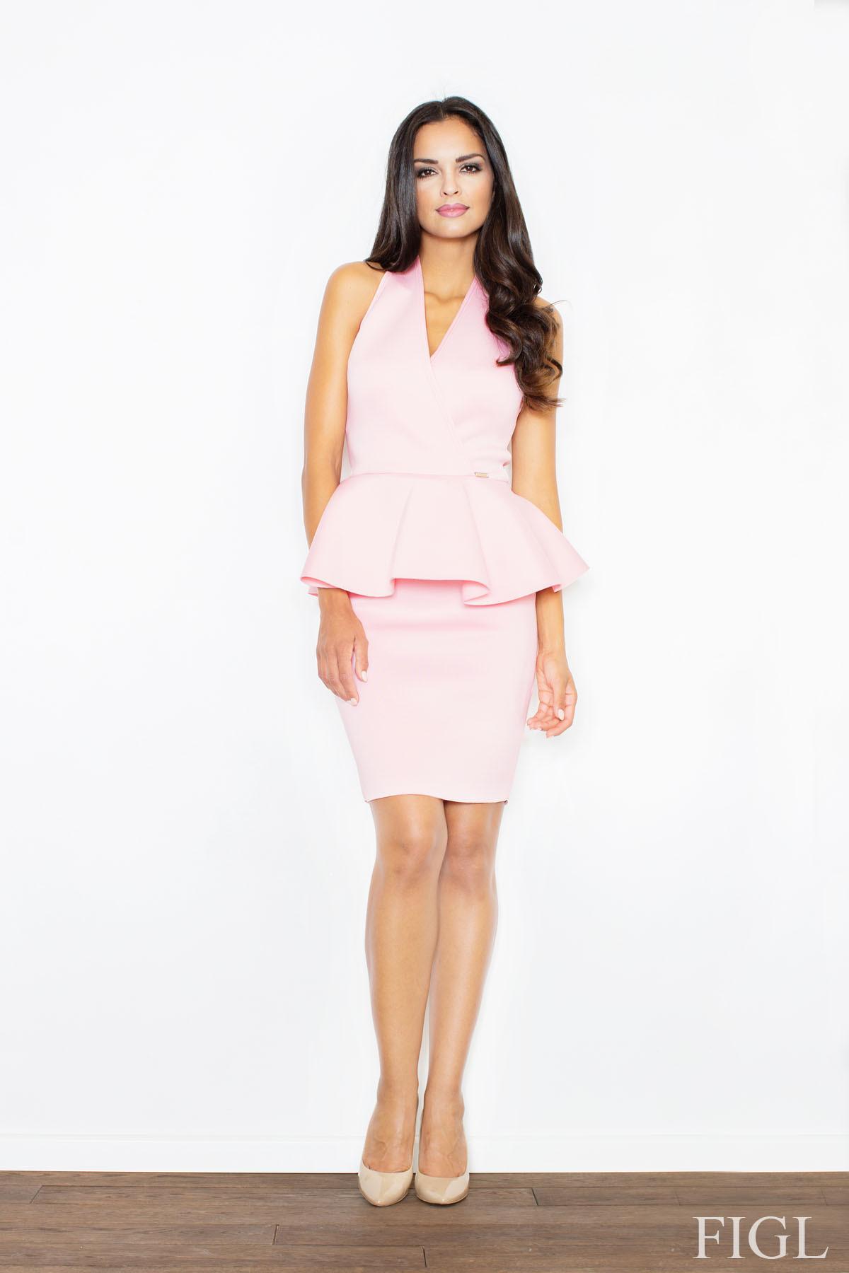 Společenské šaty model 48269 Figl S
