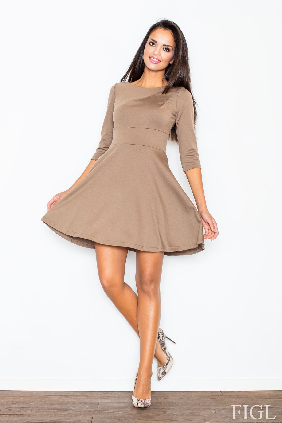 Denní šaty model 48271 Figl S