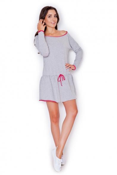 Denní šaty model 48290 Katrus L