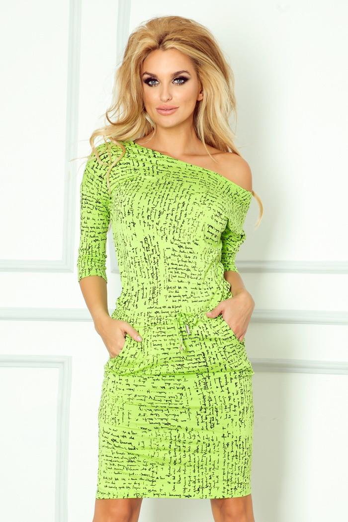 Denní šaty model 48597 Numoco L