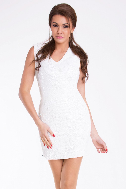Krátké šaty model 48869 YourNewStyle L