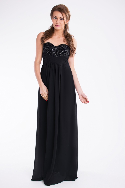 Dlouhé šaty model 48872 YourNewStyle S