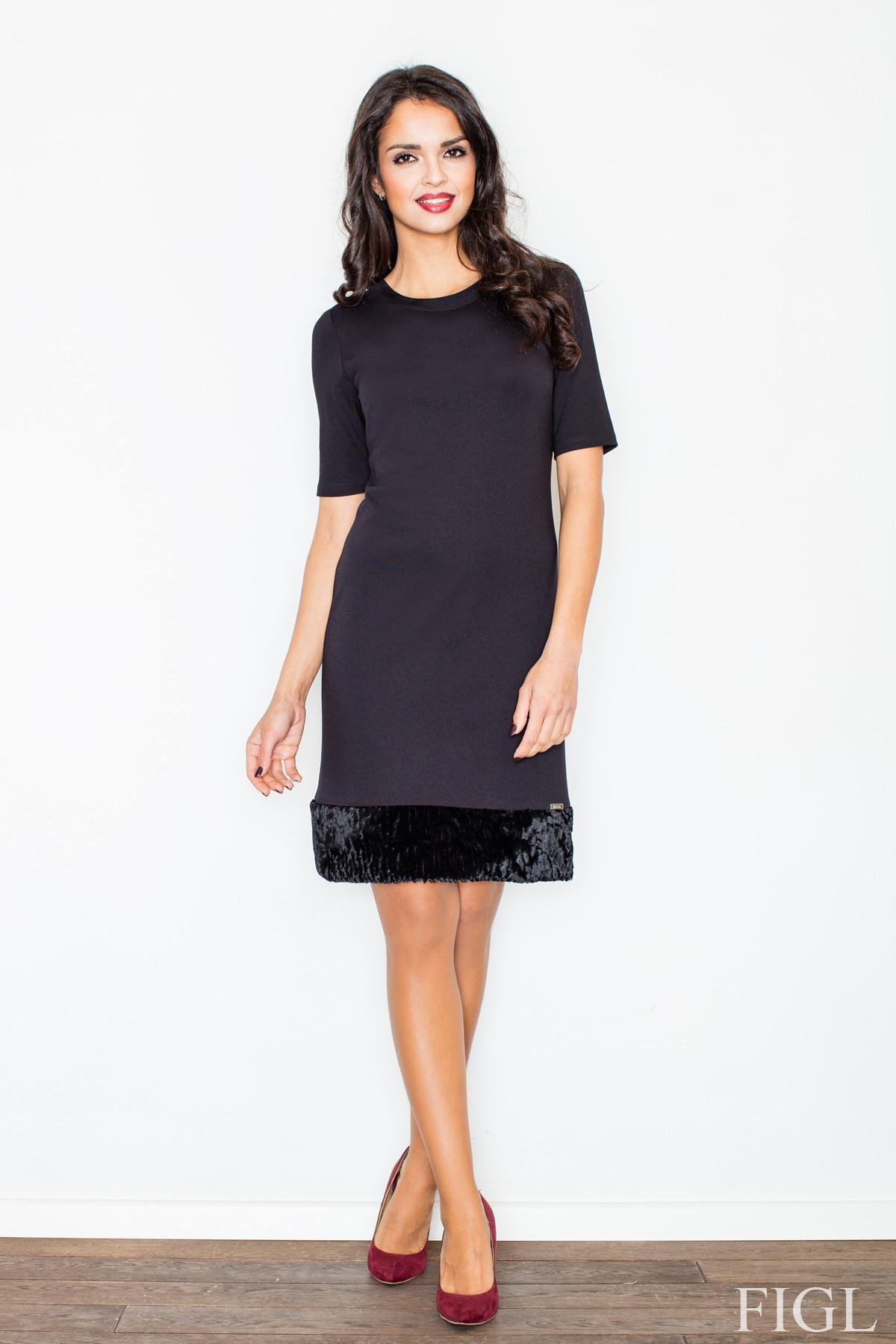 Denní šaty model 49854 Figl XL