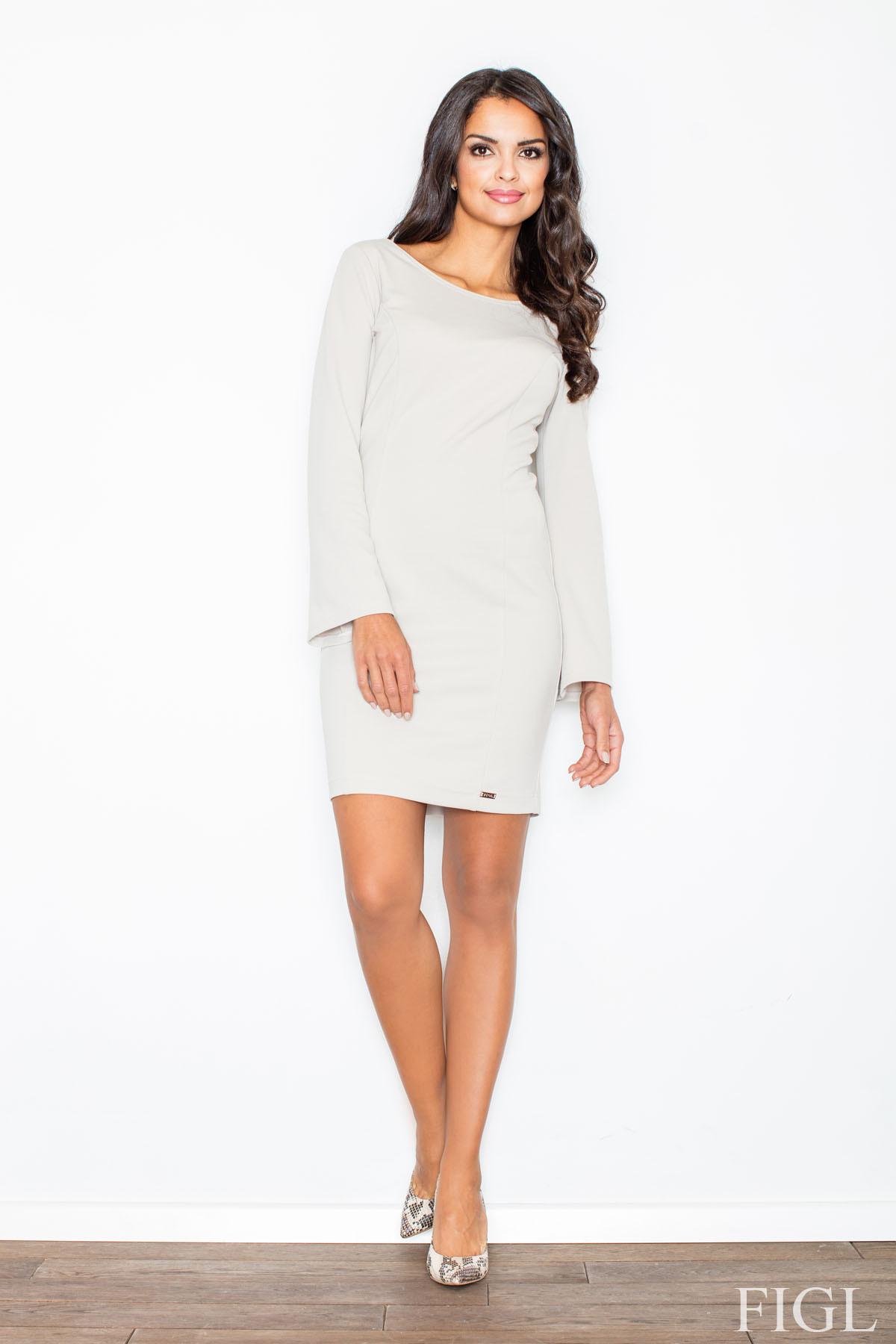 Denní šaty model 49872 Figl L