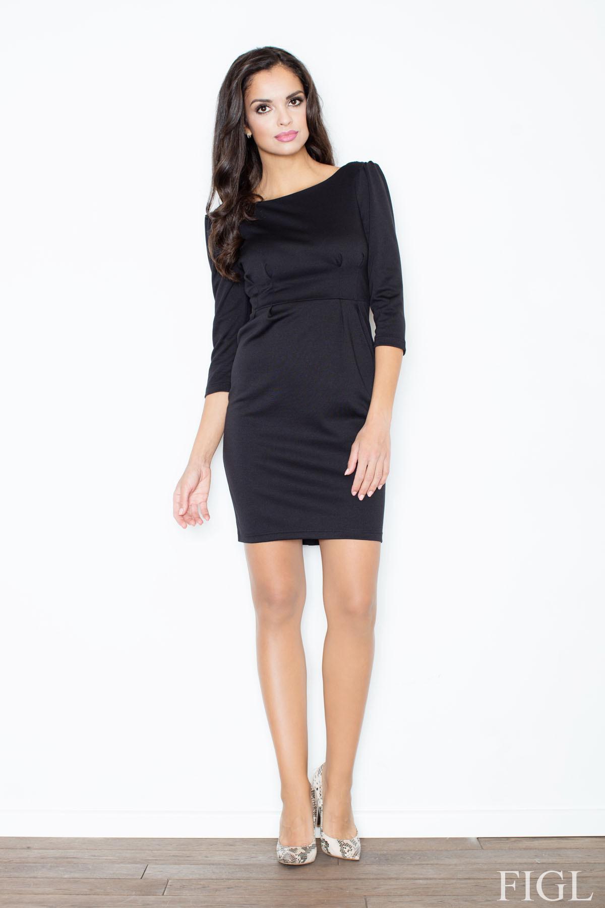 Denní šaty model 49933 Figl S