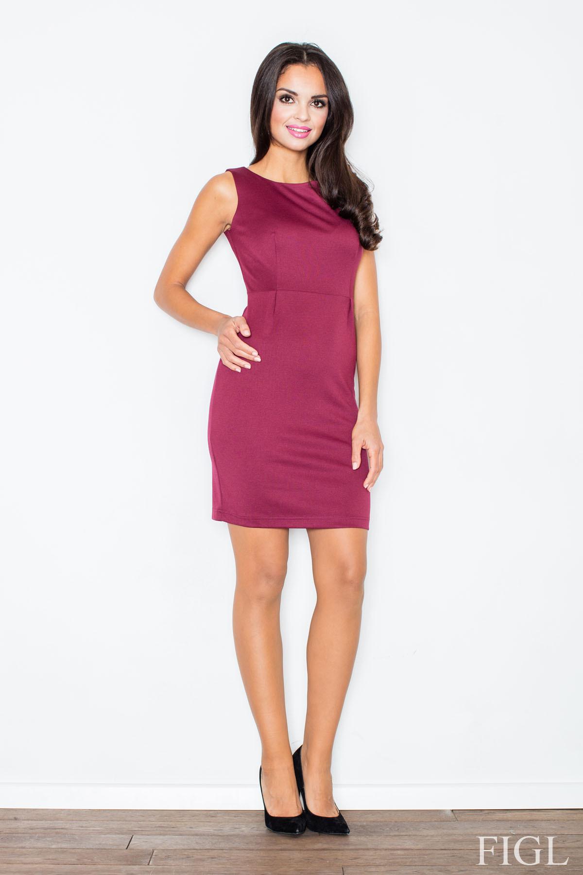 Denní šaty model 49934 Figl S