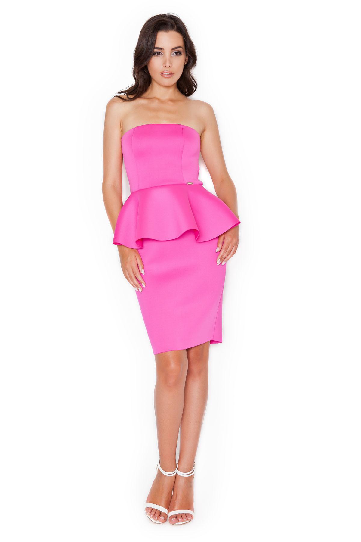 Denní šaty model 50090 Katrus L