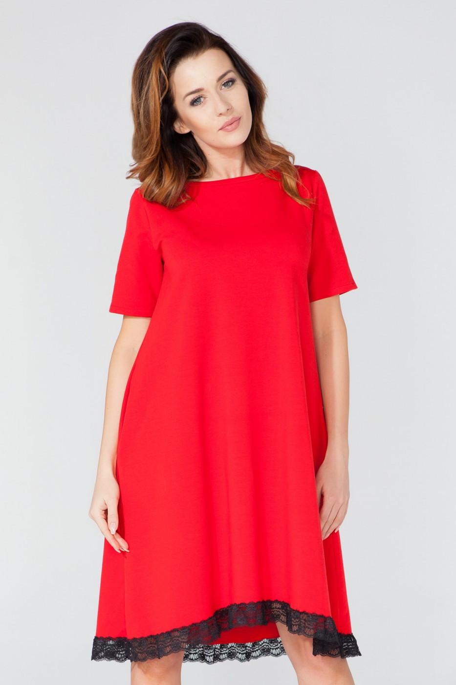 Denní šaty model 51725 Tessita XXL